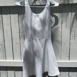 WHITE SKATER DRESS URBAN OUTFITTERS SORORITY